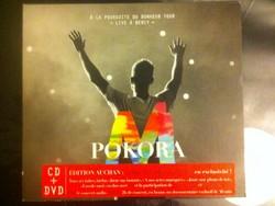 dvd m pokora a la poursuite du bonheur tour